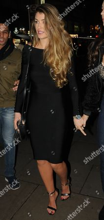 Stock Image of Amy Willerton