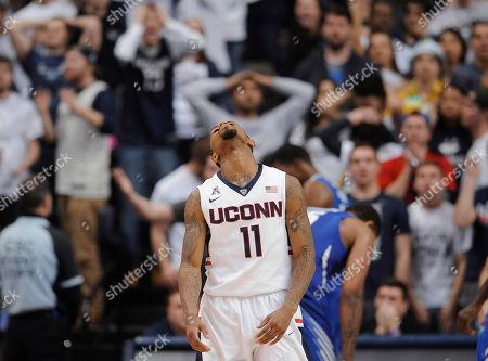 Editorial image of Memphis UConn Basketball, Storrs, USA - 5 Mar 2015