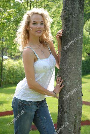 Stock Photo of Mariann Fogarasy