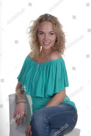 Editorial picture of Mariann Fogarasy - 2009