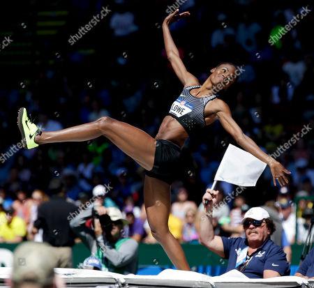 Editorial picture of US Track Trials Athletics, Eugene, USA - 3 Jul 2016