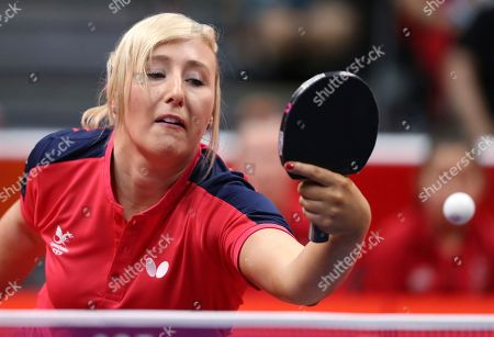 Editorial picture of Commonwealth Games Table Tennis, Gold Coast, Australia - 05 Apr 2018