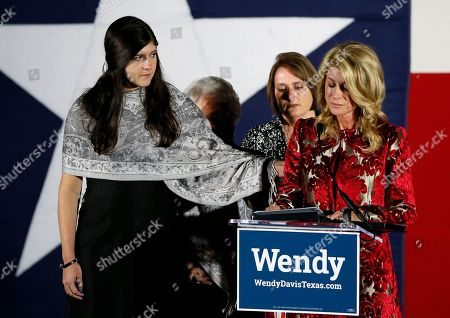 Editorial image of Election Governor Texas, Fort Worth, USA - 4 Nov 2014