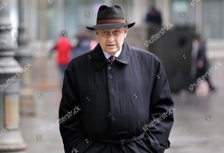 Former New York Assembly Speaker Sheldon Silver arrives to court in New York, . Silver is awaiting his sentence following his conviction on federal corruption charges