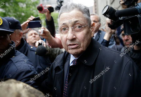 Former Assembly Speaker Sheldon Silver leaves court in New York, . The former New York Assembly Speaker was sentenced to 12 years in prison Tuesday, capping one of the steepest falls from grace in the state's lineup of crooked politicians for a consummate backroom dealer who wielded power for over two decades