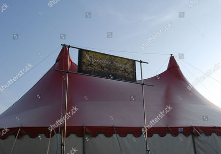 Serpentine Sessions marquee