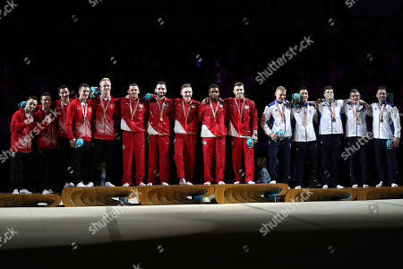 Editorial picture of Commonwealth Games, Gold Coast, Australia - 05 Apr 2018