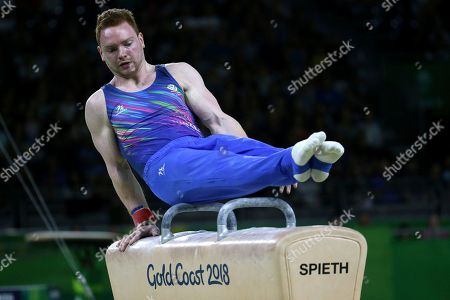 Editorial image of Commonwealth Games, Gold Coast, Australia - 05 Apr 2018
