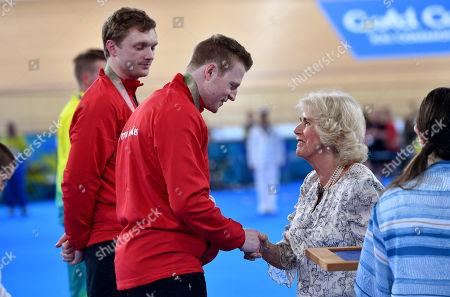 Editorial photo of 21st Commonwealth Games, Gold Coast, Australia - 05 Apr 2018