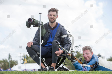 Editorial photo of 21st Commonwealth Games, Shooting, Gold Coast, Queensland, Australia - 05 Apr 2018