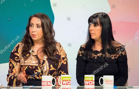 Paula Williamson and Irene Dunroe