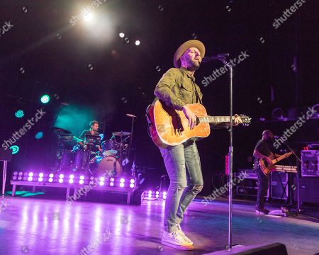 Stock Photo of Mat Kearney during the Crazytalk tour