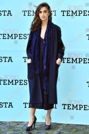 Stock Photo of Simonetta Columbu