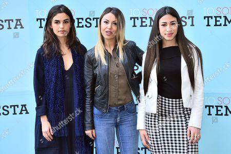 Editorial image of 'Io Sono Tempesta' film photocall, Rome, Italy - 05 Apr 2018