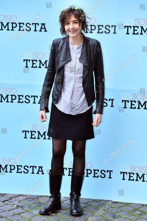 Stock Picture of Eleonora Danco