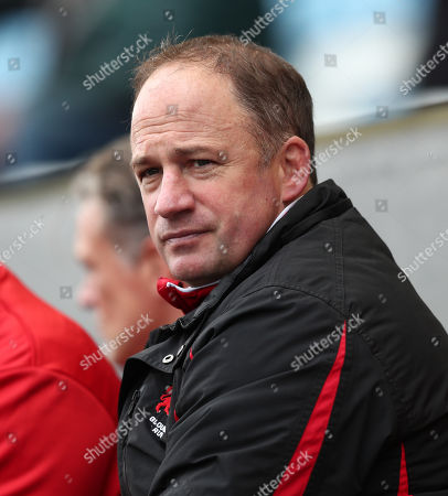 David Humphreys, director of Rugby for Gloucester