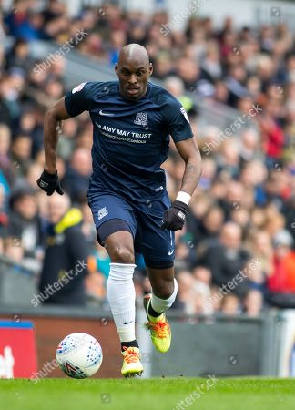Stock Picture of MARC-ANTOINE FORTUNE. SOUTHEND UNITED FC