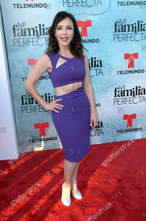 Stock Photo of Laura Flores