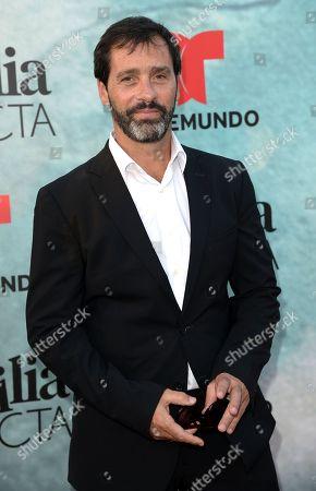 Stock Image of Juan Pablo Shuk