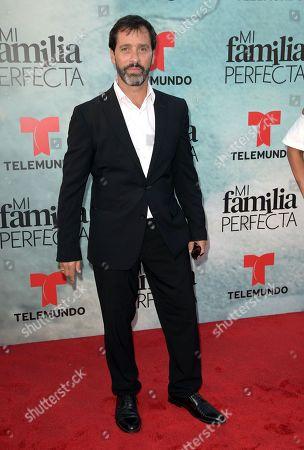Stock Picture of Juan Pablo Shuk