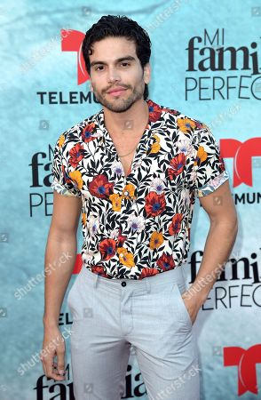 Editorial image of 'My Perfect Family' TV show screening, Miami, USA - 04 Apr 2018