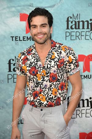 Editorial photo of 'My Perfect Family' TV show screening, Miami, USA - 04 Apr 2018