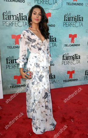 Stock Image of Michelle De Andrade