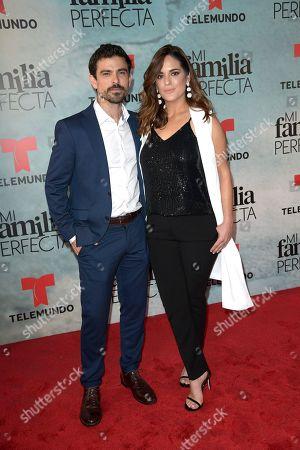 Stock Image of Jose Luis Moreno, Sabrina Seara