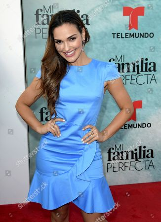 Editorial picture of 'My Perfect Family' TV show screening, Miami, USA - 04 Apr 2018
