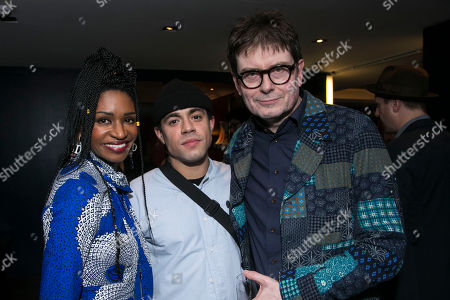 Editorial photo of 'The Way of the World' party, After Party, London, UK - 05 Apr 2018