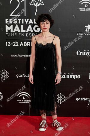 Stock Image of Diana Lazaro