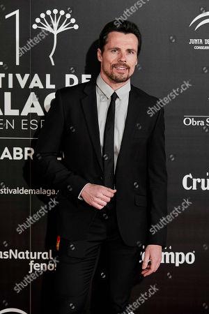Editorial image of 21st Annual Malaga Film Festival presentation, Spain - 05 Apr 2018