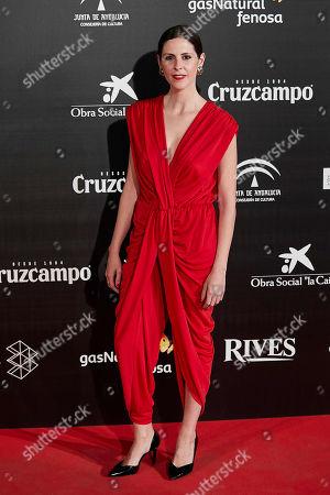 Stock Picture of Barbara Santa-Cruz