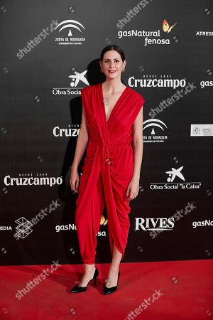 Stock Photo of Barbara Santa-Cruz