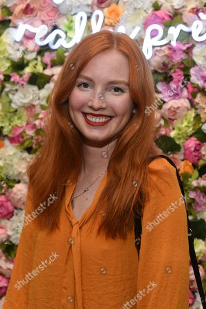 Editorial picture of Winky Lux spring campaign launch event, New York, USA - 05 Apr 2018