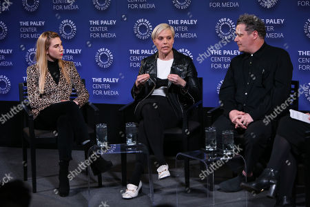 Editorial image of PaleyLive NY: Ready-to-Watch: TV and Fashion, New York, USA - 05 Apr 2018