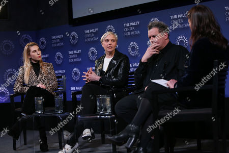 Editorial photo of PaleyLive NY: Ready-to-Watch: TV and Fashion, New York, USA - 05 Apr 2018