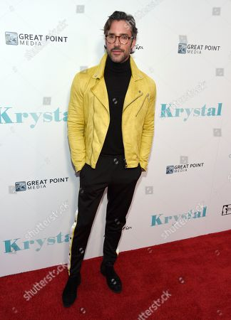 "Editorial photo of LA Premiere of ""Krystal"", Los Angeles, USA - 05 Apr 2018"