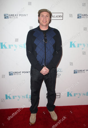 Stock Image of Dan Keston