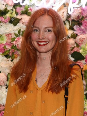 Stock Photo of Valeria Leonova attends the Winky Lux Spring collection campaign launch party hosted with Galore Magazine at the Winky Lux Clubhouse, in New York