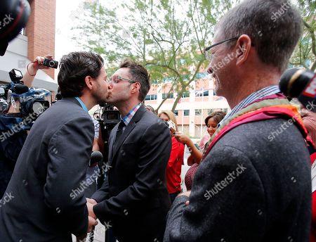 Editorial photo of Gay Marriage Arizona, Phoenix, USA - 17 Oct 2014