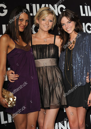 Editorial photo of Living TV summer schedule launch, Somerset House, London, Britain - 01 Jul 2009