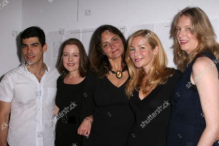 Raul Castillo, Isabel Keating, Cusi Cram, Jennifer Westfeldt, Christina Kirk