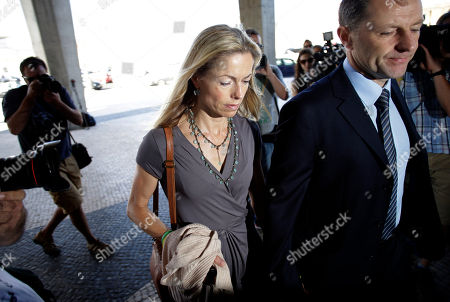 Kate McCann, Gerry McCann. Kate, centre, and Gerry McCann, the parents of the missing British girl Madeleine McCann, arrive at a court, in Lisbon, for their libel action against former Portuguese detective Goncalo Amaral who published a book about Madeleine's disappearance. Madeleine was three years old when she vanished from her holiday apartment in Praia da Luz, southern Portugal, while her parents were having dinner nearby on May 3, 2007