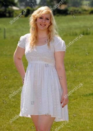Editorial picture of Britain's youngest councillor Jess Austin, who has become the parish councillor for Barnham Broom near Norwich at the age of 18 years 3 months, Britain - 01 Jul 2009