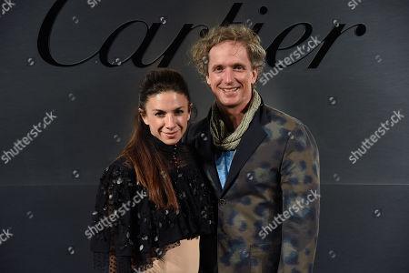 Stock Photo of Sabrina Buell, Yves Behar