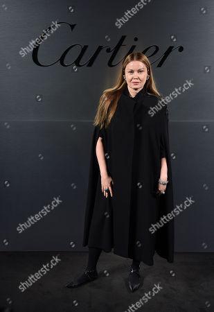 Stock Photo of Tatiana Sorokko