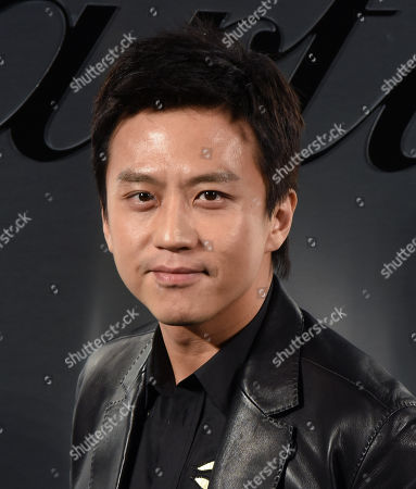 Stock Photo of Deng Chao