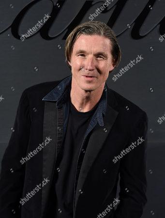 Stock Photo of Neville Wakefield