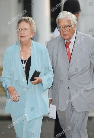 Geoffrey Howe and wife